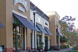 McAlister's Deli, Belle Hall Shopping Center